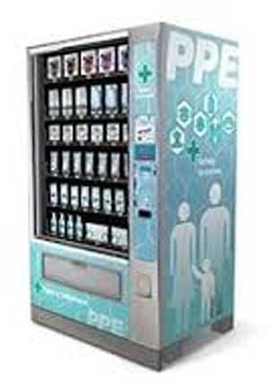 PPE Vending Machines - Free in Australia
