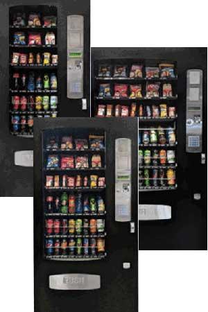 Combination Vending Machines Free in Australia