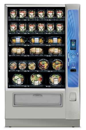 Food Vending Machines - Free in Australia