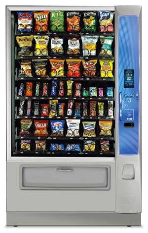 Snack Vending Machines - Free in Australia